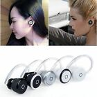 Bluetooth Wireless Headset Stereo Headphone Earphone Mini Handfree Universal