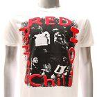 ASIA SIZE Sz S M L XL Red Hot Chili Peppers T-shirt Men American Music Many Size