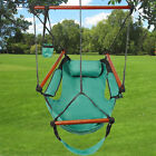Outdoor Indoor Hammock Hanging Chair Air Deluxe Swing Chair Solid Wood 250lb cheap