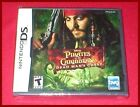 Pirates of the Caribbean for the Nintendo DS System NEW SEALED