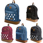 Mens Boys Girls Vintage Travel Backpack Rucksack School Bag College Bag Laptop