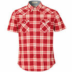 Levi's Men's Barstow Western Shirt In Red From Get The Label