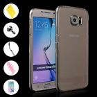 Ultra Slim Hard Case Crystal Clear Thin Cover for Samsung Galaxy S6 & Edge