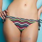 Freya Swimwear Marinella Rio Tie Side Bikini Brief Rainforest 3277 Select Size