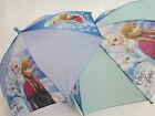 13517- Girls Disneys Frozen Umbrella 2 Colour- Purple & Blue! Great Price!