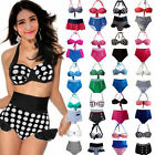 Sexy Bandage Neoprene Bikinis Set Triangle Bikinis Push Up Swimsuit Swimwear New