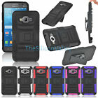 Hybrid Hard Holster Impact Case for Samsung Galaxy Grand Prime G530 G5308W G5308