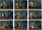 THE COMPLETE BATTLESTAR GALACTICA COLONIAL WARRIORS SINGLE CARDS