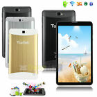 7'' GSM 3G Phablet Dual Sim Quad Core 16GB Android 4.4 Unlocked Tablet Phone GPS