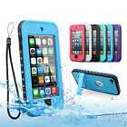Waterproof Heavy Duty Tough Hard Case Cover for Apple iTouch iPod Touch 5 6