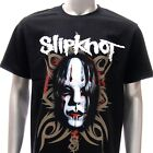 Sz M L XL XXL 2XL SLIPKNOT T-shirt Heavy Metal Hard Rock Music Tour Concert Sl52