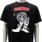 Sz S M L XL XXL 2XL Ramones T-shirt Vtg American Retro Rock Band To Touch Ra7