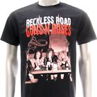 Sz M L XL XXL 2XL Gun n Roses T-shirt Men Slash Rock Punk Reckless Road Gn69
