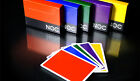 NOC V3S Playing Cards - Yellow, Red, Purple, Blue, Green Trick Deck UK Stock