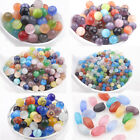 Lots 20/50/100Pcs Mixed Cat Eye Gemstone Round Loose Spacer Beads Finding 4-10mm