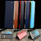 """Luxury Flip Hybrid Leather Wallet Stand Card Case For iPhone 6 4.7''/Plus 5.5"""""""