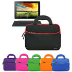 """Portfolio Sleeve Handle Carrying Case For 10.1"""" Acer Aspire Switch 10 E SW3-013"""