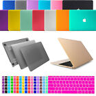 Matte Snap-On Hard Case Keyboard Cover For MacBook Air Pro Retina 11/12/13/15""