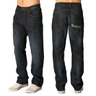 Mens Bench Density V4 Jeans In Denim Blue