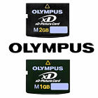 Olympus XD Picture Memory Card Type M 1GB 2GB For Digital Cameras Free Shipping