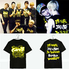 KPOP GOT7 Love Train Tshirt Jackson JB Mark Concert T-Shirt Unisex Cotton Tee
