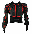 NEW ADULT BODY ARMOUR JACKET - MTB DOWNHILL SKATE SCOOTER BMX CYCLE - 2 SIZES
