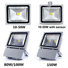 PIR Motion Sensor LED  Floodlight 10W/20W/30W/50W Security Flood Light Outdoor