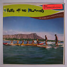 HAL ALOMA: Lure Of The Islands LP (slight cover wear) Easy Listening