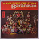 BAYANIHAN PHILIPPINE DANCE COMPANY: A Philippine Christmas LP (glossy cover, ta