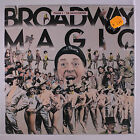 VARIOUS: Broadway Magic: Volume 3 The Showstoppers LP Sealed (saw mark) Soundtr