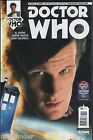 Doctor Who US Comic Titan - Eleventh Doctor Issues 2 thru 15 TARDIS  Cybermen