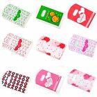 New Fashion 50pcs Pretty Pattern Plastic Jewelry Gift bag 152*90mm