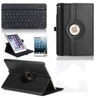 360 Rotating Case Cover Wireless Bluetooth Keyboard Stand for iPad 2 3 4 Air Pro