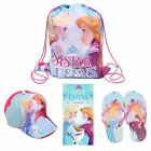 K108 GIRLS DISNEY FROZEN ANNA ELSA SWIMMING HOLIDAY BEACH GIFT HAMPER PRESENT