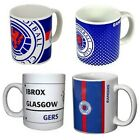 Official Football Club - RANGERS MUGS Ceramic (Gift, Xmas, Present)