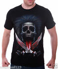 Rock Eagle T-Shirt Biker Skull Tattoo RE167 Sz M L XL XXL 3XL Heavy Metal mma