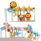 Внешний вид - Cute baby toy educational newborn mobile rattles baby stroller hanging plush toy