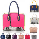 Ladies Fashion Patent BowTote Handbag Women's Handbags Quality Celebrity Bags