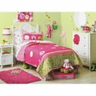NEW CIRCO LADYBUGS FULL QUILT BEDDING SET SHEET BEDSKIRT PILLOW VALANCE DECALS