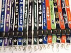 NFL LANYARDS, GREAT FOR ID BADGES, KEYS / CHOOSE FROM ALL 32 TEAMS AVAILABLE $5.49 USD on eBay