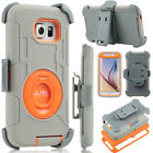 For Samsung Galaxy S6/S6 Edge/Note 3/S7/S7 Edge Shockproof Rugged Holster Case <br/> Heavy Duty Full-body Case,S6/S6 Edge/Note 3/S7/S7 Edge