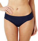 Panache Annalise Swimwear Brief Navy Sizes 12-16 SW0849
