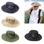 Fishing Hunting Hiking Camping Outdoor Boonie Sun Block Hat Cap
