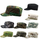 Camo Camouflage Patrol Castro Hat Military Army Hunting Baseball Cadet Cap