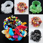 Free shipping Chip Beads Stretch Finger Ring US 6~10 SBJ006