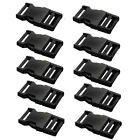 "10x Dual Adjustable Side Release Plastic Buckles 3/4"", 1"", 1 1/4"" ,1 1/2"", HYSG"