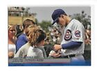 2014 TOPPS STADIUM CLUB ANTHONY RIZZO. CARD # 24 -  Chicago Cubs