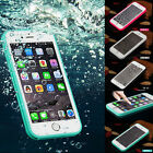 For Apple iPhone 5 /5S/ SE Waterproof Shockproof Dirt Proof Durable Case Cover