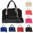 New Women Handbag Shoulder Bags Tote Purse PU Leather Messenger OL Briefcase