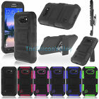 Hybrid Rubber Rugged Impact Protective Case Cover For Samsung Galaxy S6 Active